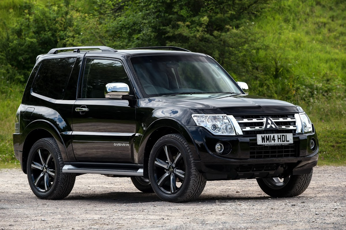 2018 mitsubishi shogun. exellent mitsubishi mitsubishi shogun swb the new barbarian edition for uk and 2018 mitsubishi shogun