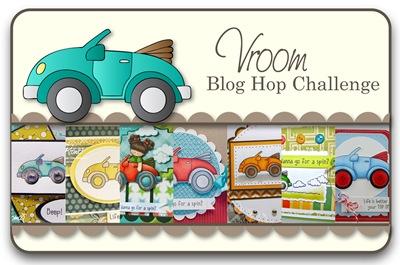 Vroom Blog Hop Challenge