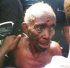 Ajegunle 'Bird Woman' Sons Surface, Deny their Mother is a Witch!