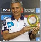 mourinho premiado en portugal