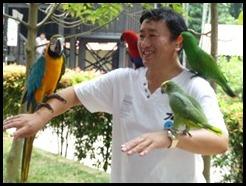 Malaysia, Kuala Lumpur, National Museum, Animals, 19 September 2012 (2)