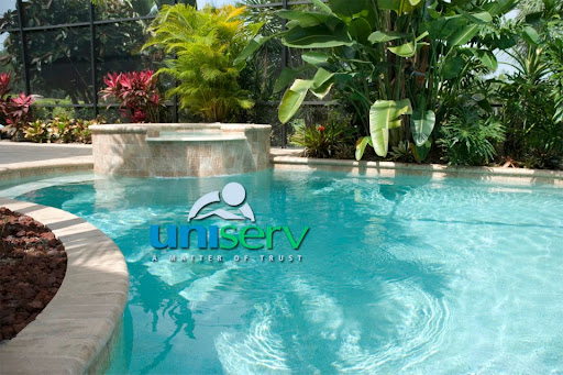 UniServ is a Florida company specializing in Swimming Pool Service & Repair. We also provide pest control & lawn spray services as part of a bundled home services program. Proudly serving all of Palm Beach & Broward Counties & parts of Dade County.<br /><br />UniServ<br />1500 W Cypress Creek Rd, Suite 305<br />Fort Lauderdale, FL 33309<br />Phone: (954) 772-9500<br />Fax: (954) 772-9501<br />Contact Email: info@uniserv.net<br />Website: http://www.uniserv.net<br />You Tube URL: http://www.youtube.com/watch?v=lGTito1FPmU<br />Facebook URL: https://www.facebook.com/pages/UniServ/240822202647389<br />LinkedIn URL: http://www.linkedin.com/company/2587247<br />Twitter URL:    https://twitter.com/uniserv1<br /><br /><br />Main Keywords:<br />pool cleaning service,pool maintenance & repair,pool maintenance & repair,lawn spray service,pest control service,pool services, pool maintenance, pool repair, pool leak detection, pool renovations, pest control services, lawn spray services