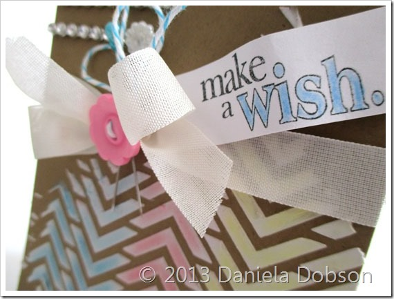 Make a wish close by Daniela Dobson
