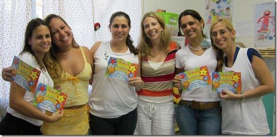 formatura-professoras-ingles-pratica-1-creche-escola-ladybug-recreio-rj