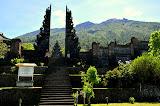 Pura Pasar Agung at 1550m on the slopes of Gn Agung (Wolfgang Piecha, June 2011)