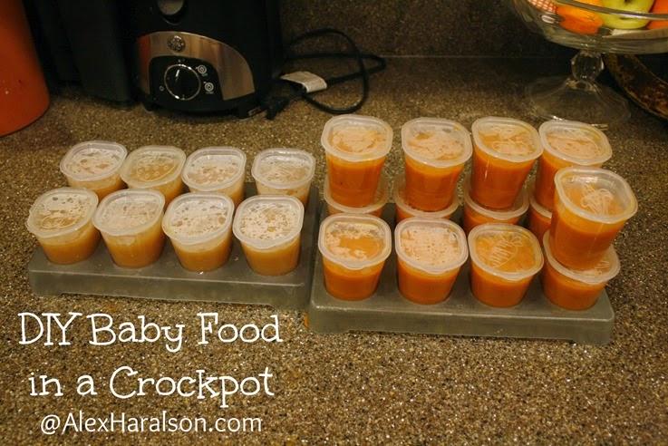 Crockpot Baby food17