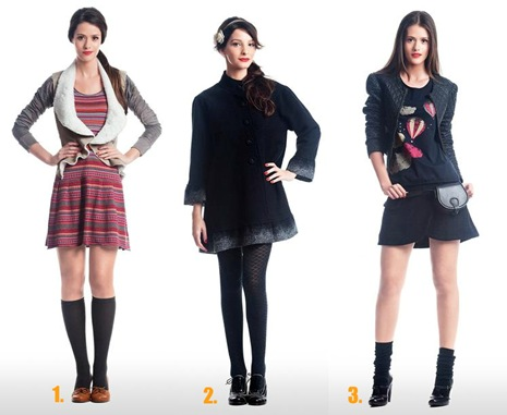 dress to colecao inverno 2011