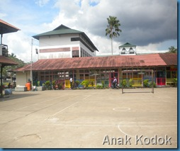 Lapangan dekat TK Mujahidin PTK