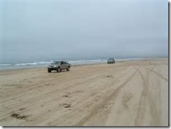 drive on Pismo
