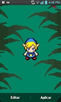 Screenshot of Zelda LiveWallpaper