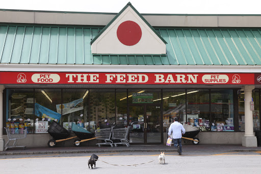 Oh great!  The last stop on our errand run with Uncle Carlos is The Feed Barn!  What's not to love about this store?