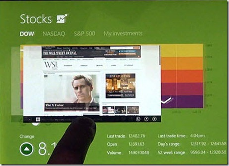 Top 5 Changes In Windows 8  On The First Video Preview Of Windows 8  Microsoft Introduces Windows 8 5