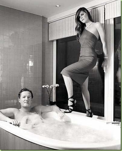 piers and former gf celia walden