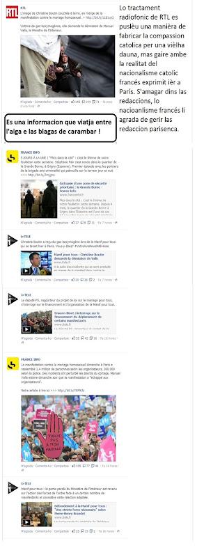 La polícia contra la dreita nacionalista francesa 4