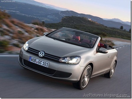 VW Golf Cabriolet5