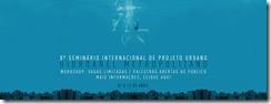 VIII Seminário Internacional de Projeto Urbano