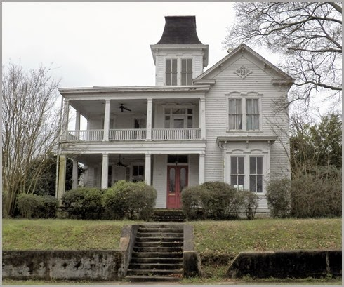 Dubard House 1860 Grenada, MS