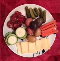 Raclette Plate