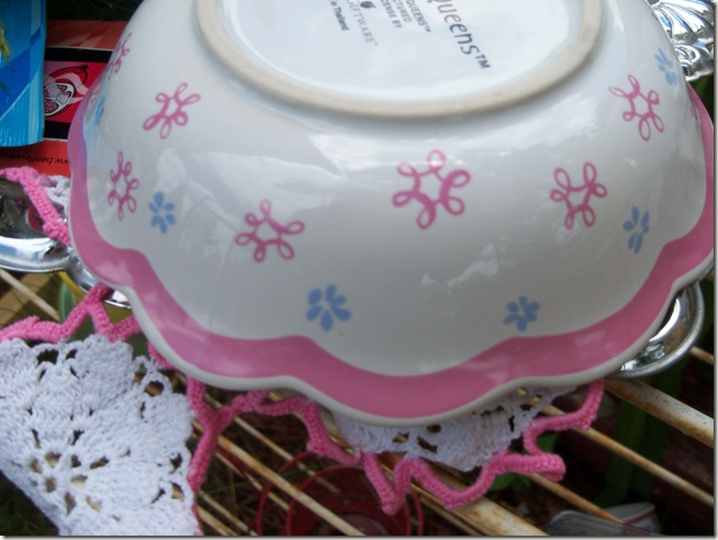 Carnation tea tray 009