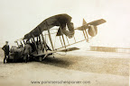 British F.E. 2 (Farman Experimental 2) from British 38 Sqn