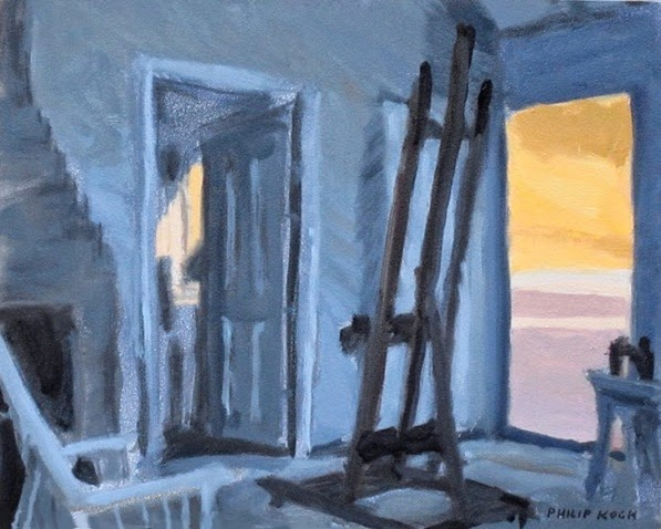 EdwardHopper'sEasel