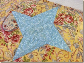 friendship star quilting