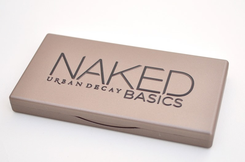 urban decay naked basics eyeshadow palette review