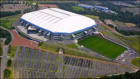 El Estadio del Futuro, El Veltins Arena