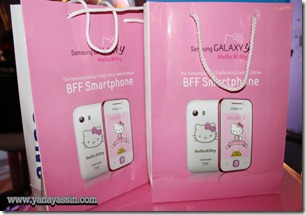 Samsung Galaxy Y Hello Kitty  373