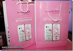 Samsung Galaxy Y Hello Kitty  373