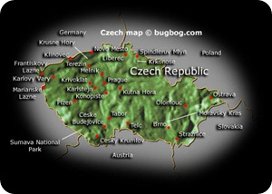 czech-republic-map