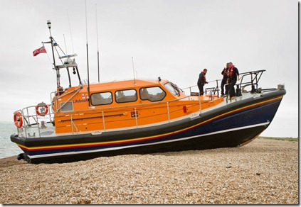 Shannon lifeboat 6