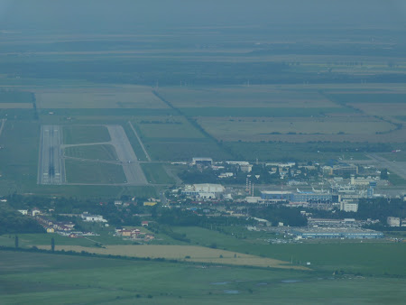 Bucharest Airport Approach