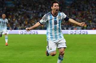 Messi encensé par son sélectionneur