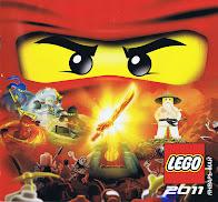 Русский каталог LEGO за первое полугодие 2011 года