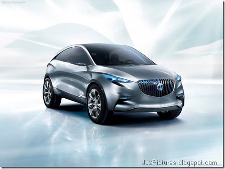Buick Envision Concept 1
