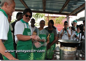 Petronas Sentuhan Kasih 154