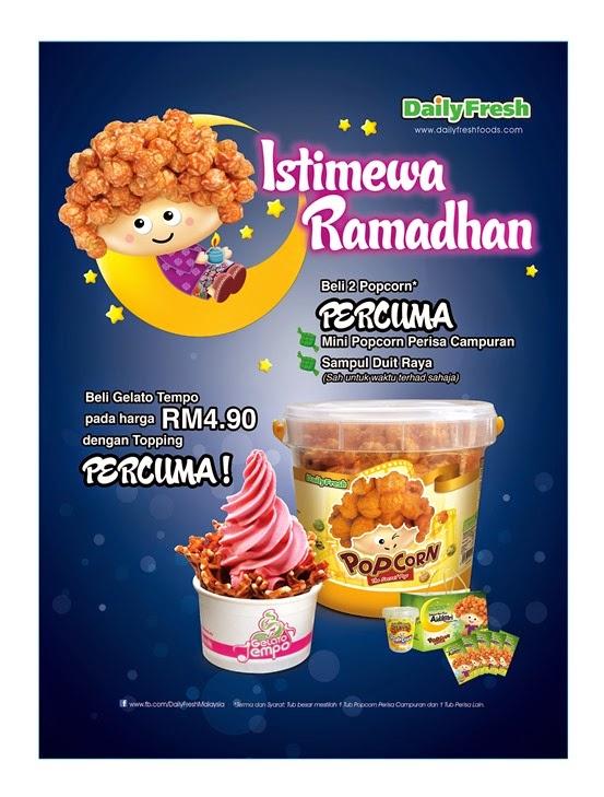 Promosi Istimewa Ramadhan DailyFresh