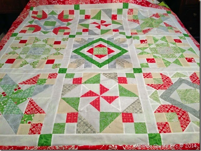 0714 Christmas Quilts