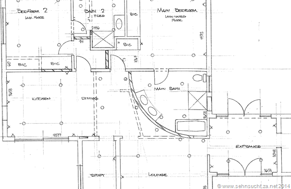 House Plans with Measurements