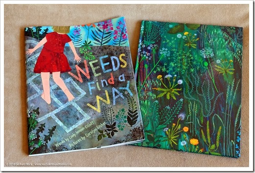 Weeds Find a Way book review and raffle