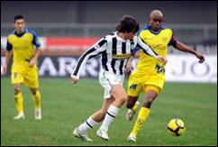 Chievo Verona vs Juventus