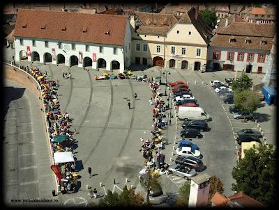 Piata Mica _ Sibiu _