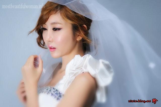 Foto | Hot Choi Byeol Yee - White Mini Dress