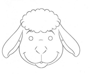 mascara oveja pntaryjugar com (5)