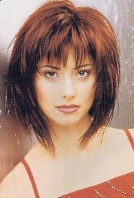 Short Trendy Shag Haircut Styles For Women