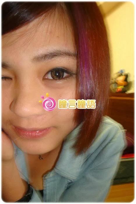 日本EOS隱形眼鏡-Barbie Doll芭比娃娃咖13