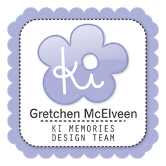 Gretchen McElveen design team stamp