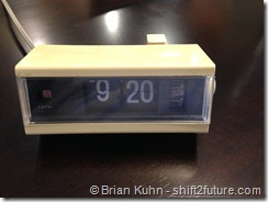Pre-digital Clock 1
