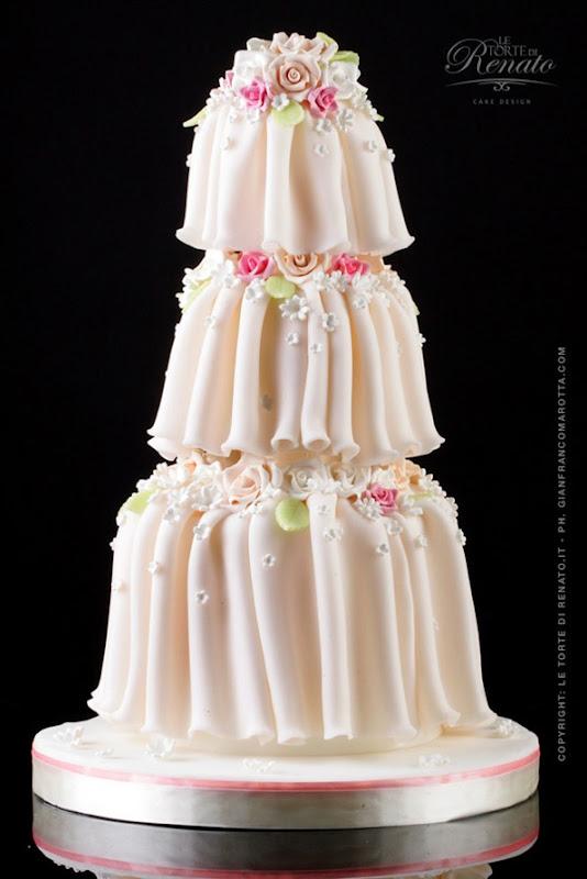 Wedding delicate flowers